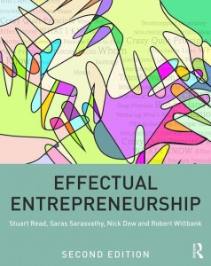 Couverture Effectual Entrepreneurship