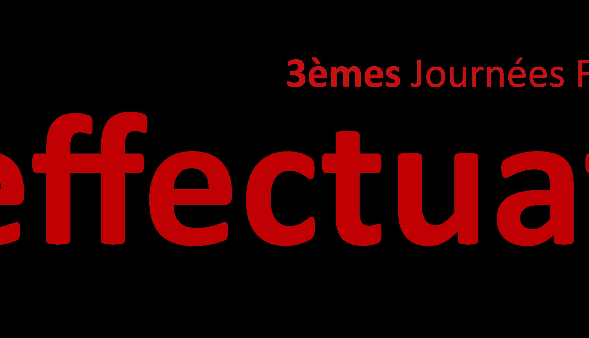 Journées Francophones de l'Effectuation 2021